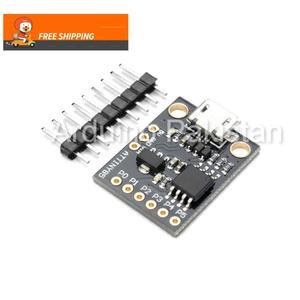 Attiny 85 Module with Micro USB Port - Arduino IDE Compatible