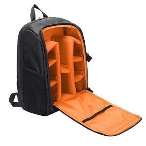 Large DSLR Camera Waterproof Backpack Shoulder Bag Laptop Case For Canon Nikon