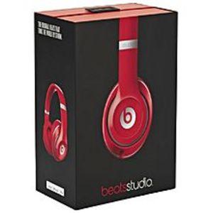 BeatsStudio 2.0 Wireless Bluetooth Headphones (RED)