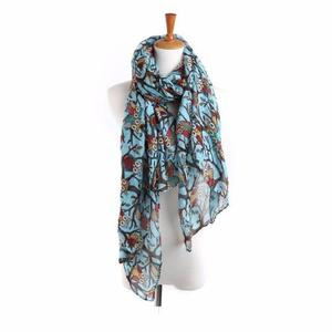 BlingBlingStar Women Ladies Owl Print Long Scarf Warm Wrap Shawl