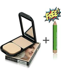 Perfect Compact Powder With Free Concealer Pencil - Fair Skin Tone