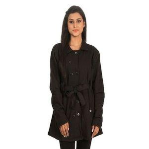 Black Winter Coat For Women