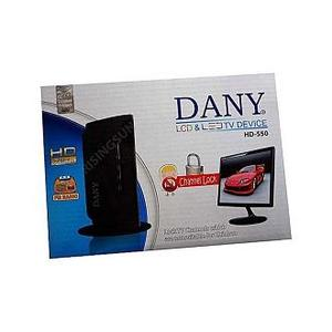 DANY HDTV-550 New Tv Device Lcd, Led, - Hdtv-550 - Black