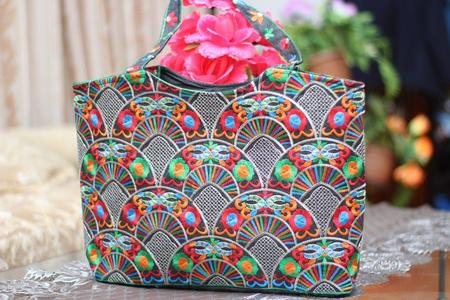 Ladies Handicraft Bag