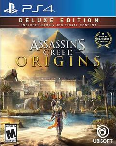 Assassin's Creed Origins: Deluxe Edition - PlayStation 4