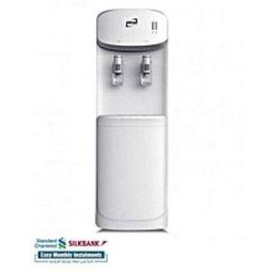 HOMAGEHWD-25 2 - Tap Water Dispenser With Storage Cabinet