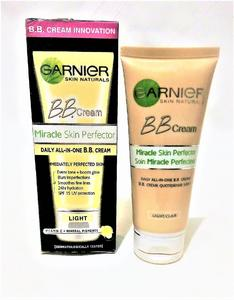 Garnier BB Cream - Miracle Skin Perfector BB Cream SPF 15 - Daily All in One - 100 ml in Lowest Price Limited Time Offer!!