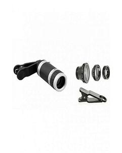 Pack of 4 - 18x Zoom Mobile Camera Lens With 3 in 1 Mobile Lens