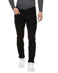 Black Stretch jeans for men