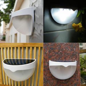 Waterproof IP55 LED Solar Lamp Power Garden LED Solar Light Outdoor Wall Solar Power Lamp For Garden