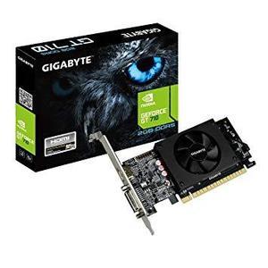 Gigabyte Nvidia GeForce GT 710 2GB GDDR3 64 bits