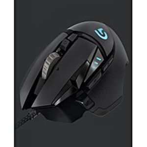 LogitechG502 Proteus Core Tunable Gaming Mouse -Black