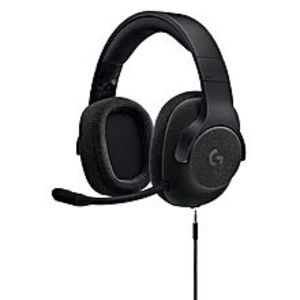 Logitech G433 7.1 Wired Gaming Headset With Dts Headphone: X 7.1 Surround For Pc, Ps4, Ps4 Pro, Xbox One, Xbox One S, Nintendo Switch ? Triple Black