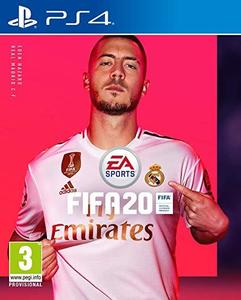 Electronic Arts - FIFA 20 Standard Edition - PlayStation 4 - REGION 2