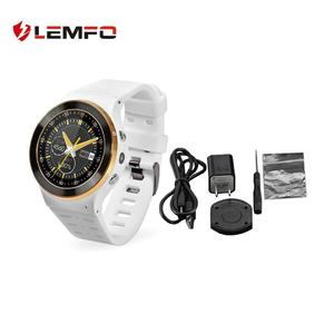 LEMFO S99 Smart Watch GPS Wifi Bluetooth 4.0 Wristband Heart Rate Monitor