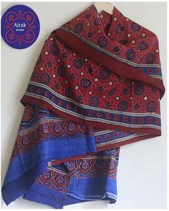 Multi Color Sindhi Ajrak Sl-014