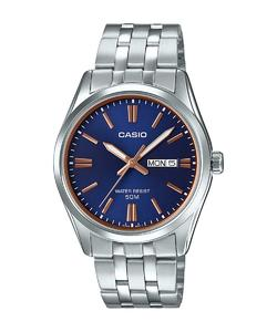Casio - MTP-1335D-2A2VDF - Stainless Steel Watch for Men
