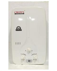 Crown Crown Instant Geysers GAS Water Heater - 7 ltr