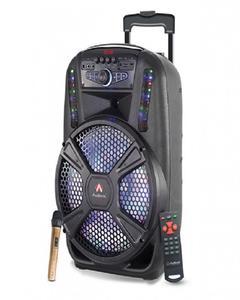Audionic Classic Masti-120 Bluetooth Speaker - Black