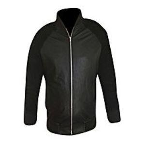 TASHCO ClothingBlack Leather Jacket For Men