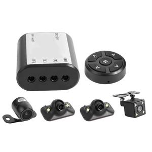 360 Degree Bird View System 4 Camera Panoramic Smart Car Parking Cam System