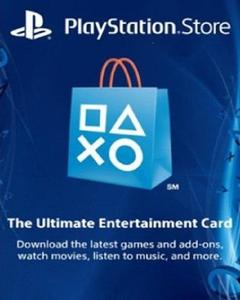 Playstation $25 PlayStation Store Gift Card - PS3/ PS4/ PS Vita (USA)