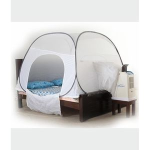 PC8 - Air Conditioner - Energy Saver - White Igloo Bed Tent