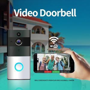 Doorbell IP Wirless With Camera Ios And Andriod - Camera - Wifi Camera - Wireless Camera - Camera dslr - Security Camera - HD Camera - Camera glasses - Camera lens - Camera For PC - CCTV Camera - 360 degree Camera - Cameras