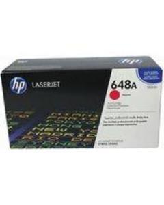 CE263A - Laser Toner Cartridge 648A - Magenta