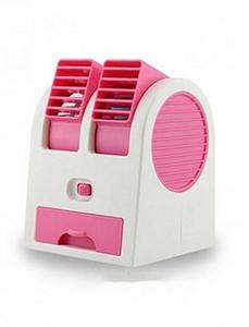 Royal Traders USB Air Conditioner Fan - Pink