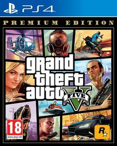 GTA V Premium Edition (PS4)