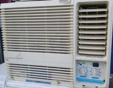 Imported Window Air Conditioner Manual - 0.75 Ton 60% Energy Saving