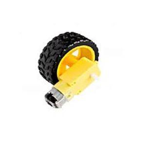 TekNucleiMotor + Wheel DIY Robotics Arduino