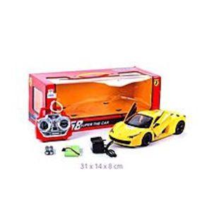 Rabia ToysSuper R/C Car for kids - Yellow