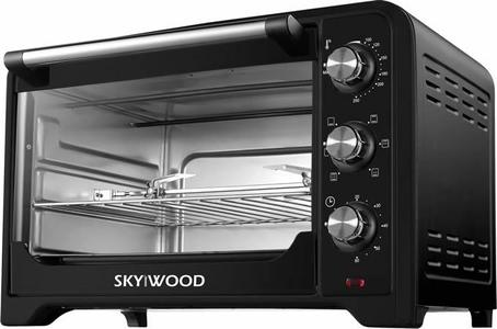 Skyiwood SK-20B-R Microwave Oven