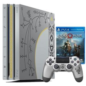 Ps4 Pro God of War Limited Edition Console - 1tb PlayStaion Pro