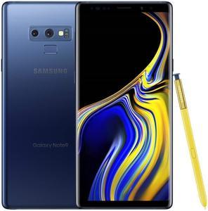 """Samsung Galaxy Note 9 - 512GB ROM - 8GB RAM - 6.4"""" sAMOLED Display - Ocean Blue"""