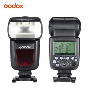 Godox V860II-N i-TTL 1/8000S HSS Master Slave GN60 Speedlite Flash Built-in 2.4G Wireless X System with 2000mAh Rechargeable Li-ion Battery for Nikon D800 D700 D7100 D7000 D5200 D5100 D5000 D300 D300S D3200 DSLR  Camera