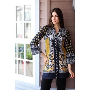So Kamal Winter Collection  Multi Karandi Embroidered 1PC -Unstitched Shirt DPW18 773 EF01288-STD-MLT