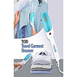 TOBIQuick Travel Steam Iron-White&Blue