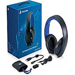 PlaystationGold Wireless Stereo Headset