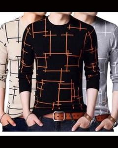 Pack of 3 - Shirts for Men