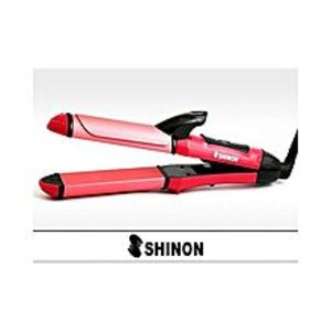 Shinon3D - 360 - Professional Hair Straightener And Curler