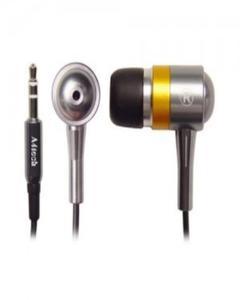 Headphones Mk-610 - Silver Gold