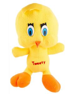 "Cute Hanging Stuffed Toy For Kids 8"" - Tweety"