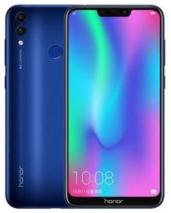 Honor 8c - 6.26 HD+ Display - 3GB RAM - 32GB ROM - Fingerprint Sensor - Blue