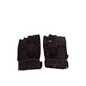KulMayaHalf Palm Oakley Tactical Gloves - Black