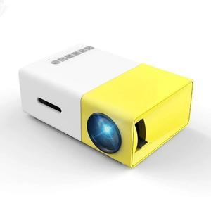 Mini Projector,LED LCD Video YG300 Portable