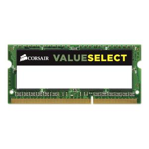 CORSAIR Value Select 8GB Memory DDR3L SODIMM for Laptops 1600MHz