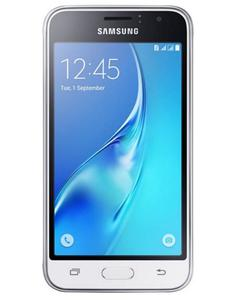 """Galaxy J1 J120F - 4.5"""" - 8GB - 1GB RAM - 5MP Camera - White"""